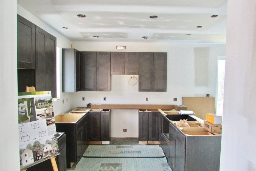 GreenBuild Kitchen Casework