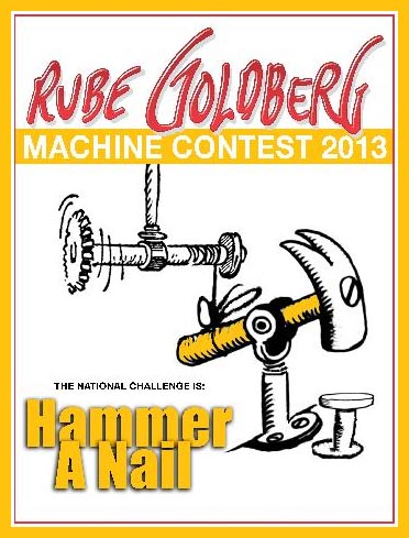 Rube Goldberg 2013