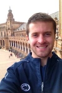 Clay Swackhamer says his study abroad experience in Spain made him a better engineer.