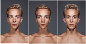 real-portrait-left-side-symmetrical-right-side-symmetrical