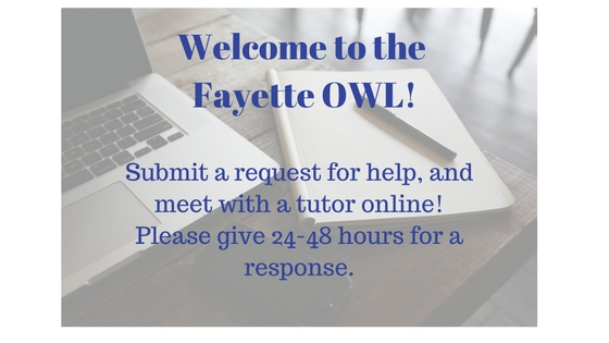 Welcome to the Fayette OWL