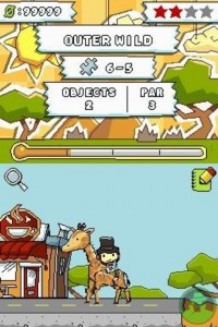 scribblenauts screen