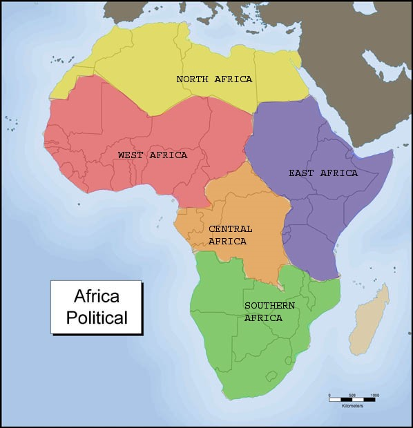 6415da35d5de West Central Africa is a region of 14 countries with quite a bit of civil  unrest and instability