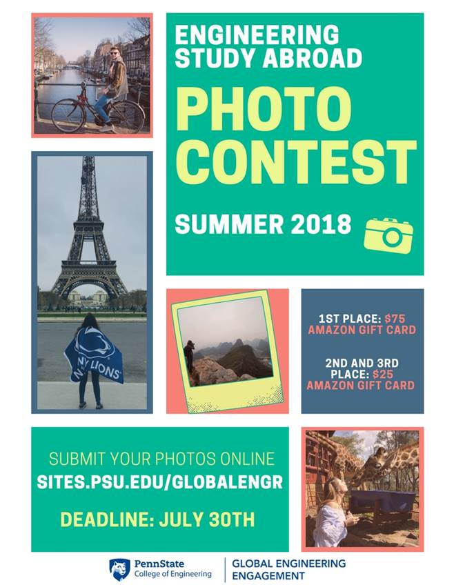 Summer 2018 Photo Contest Now Open! – Photo Contest
