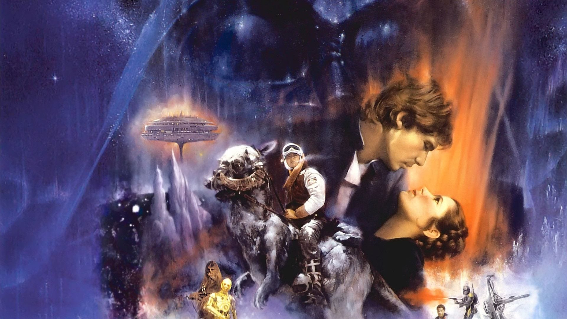 1 Star Wars Episode V The Empire Strikes Back 1980 Connor Griffin Passion Blog