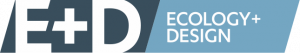 Ecology plus design logo