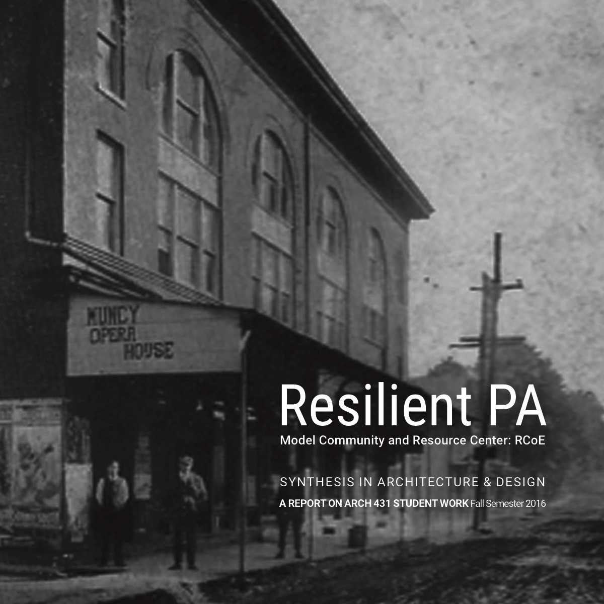 Link to Resilient PA Studio Partnership Book