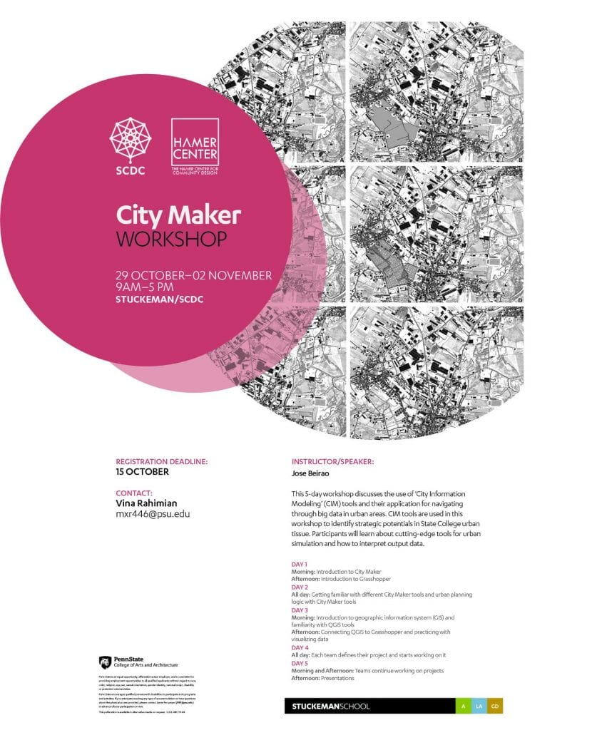 City Maker Workshop