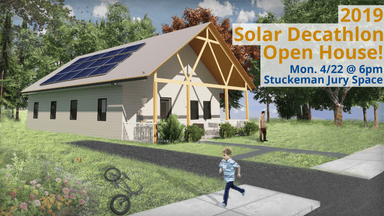 Solar Decathlon Render