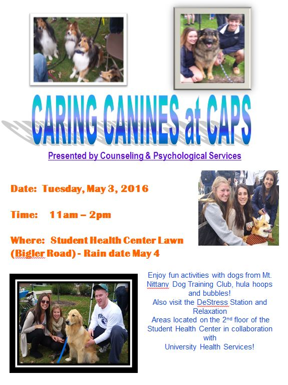 caring canines