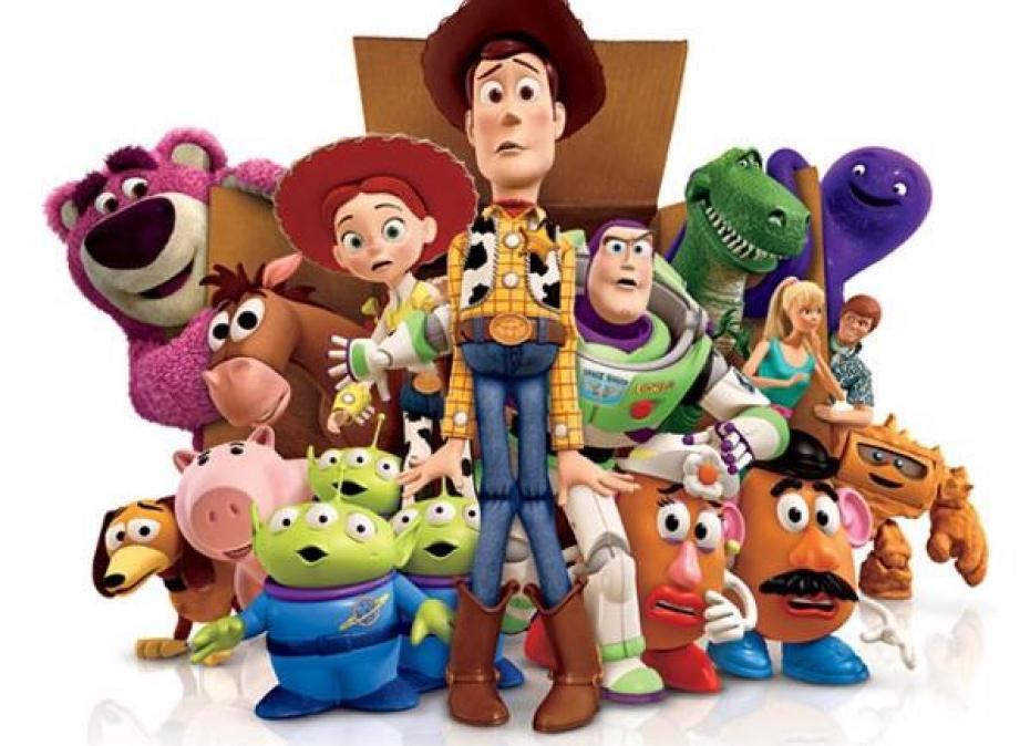 Toys For 4 : Toy story