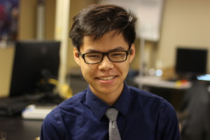 Andrew Lee, IESE student