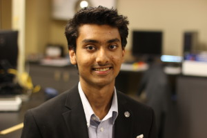 Harshit Patel, IESE student