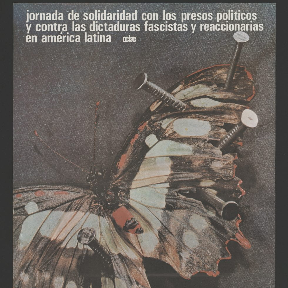 Poster - butterfly