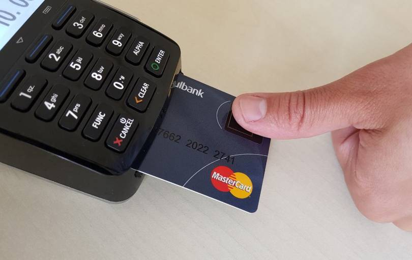 New trend on bank card: with a fingerprint scanner built-in | IST