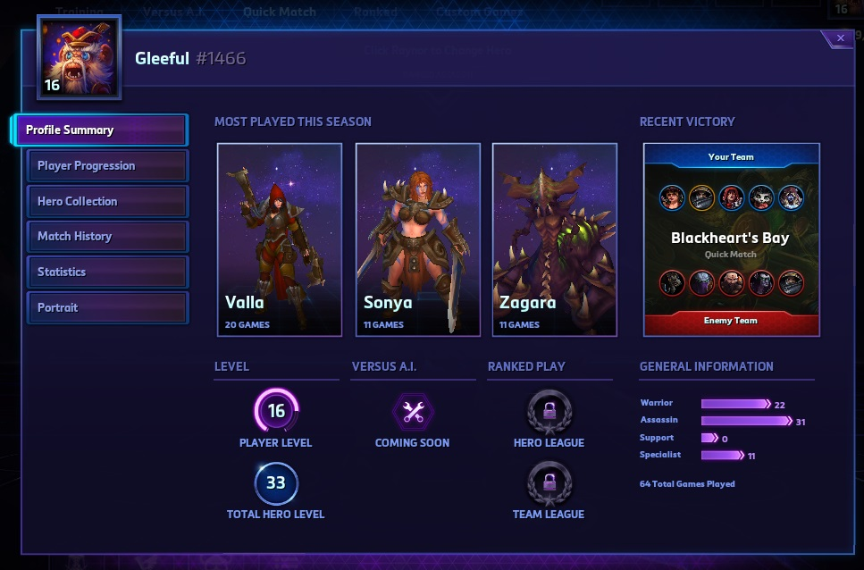 Heroes Of The Storm Characters I Have Played Pt 1 Ist 446 Game Design And Development Now, with no people to call her own, her only allegiance is to her cause: storm characters i have played pt