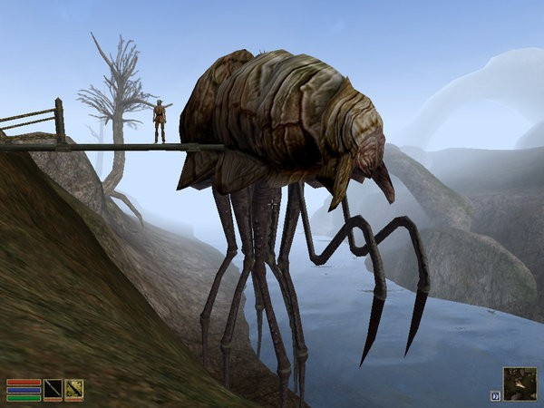 Compare and Contrast: Morrowind and Skyrim