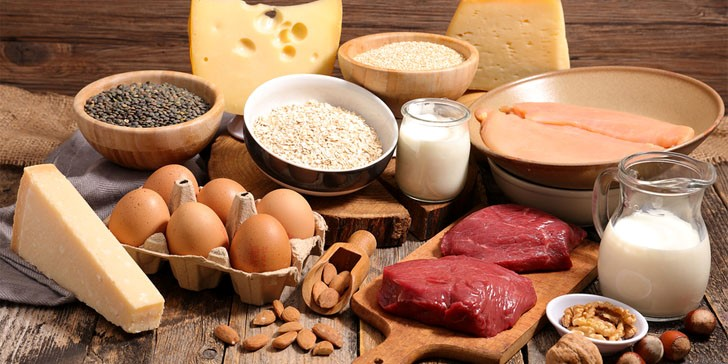How to Promote Gains Through Nutrition