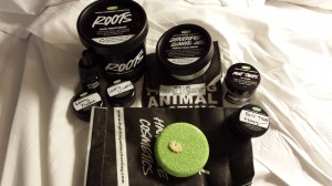 All my goodies from NYC