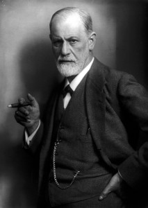 """...the object of the sacrificial action has always been the same, being identical with what is now revered as a god, namely with the father."" Freud, from Totem and Taboo"