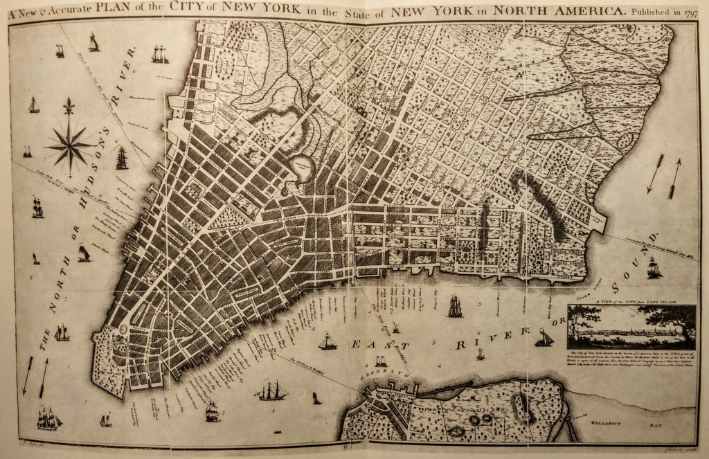 Lower Manhattan 1797