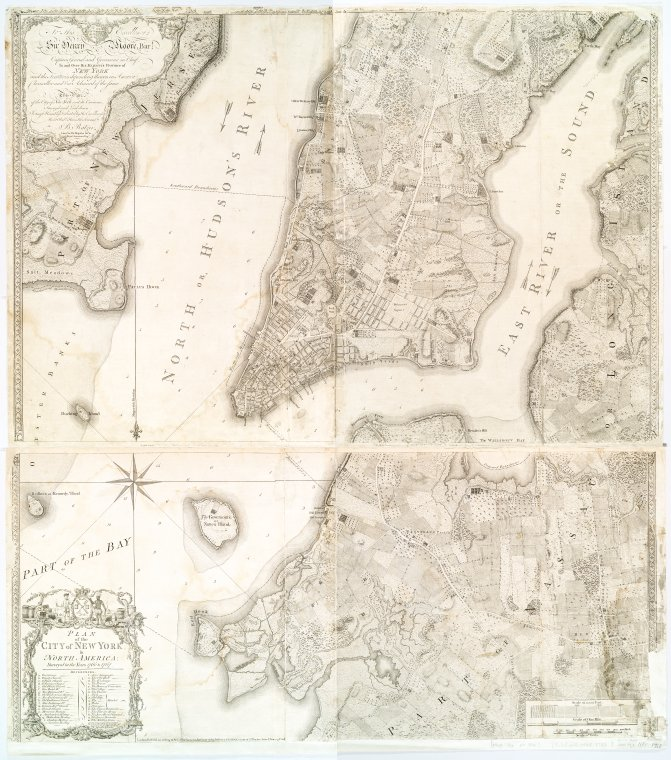 New York plan 1776