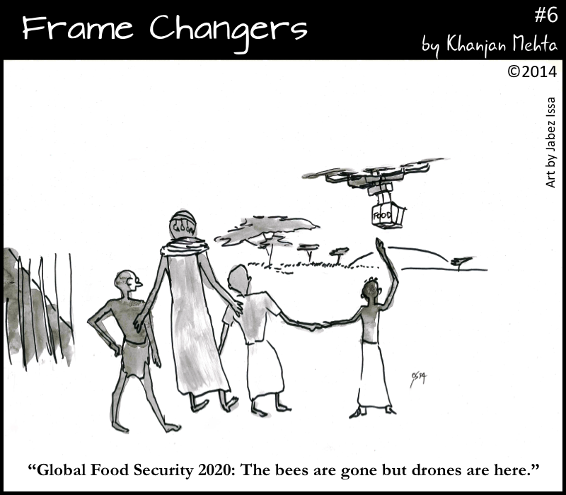 FC #6: Bees or Drones?
