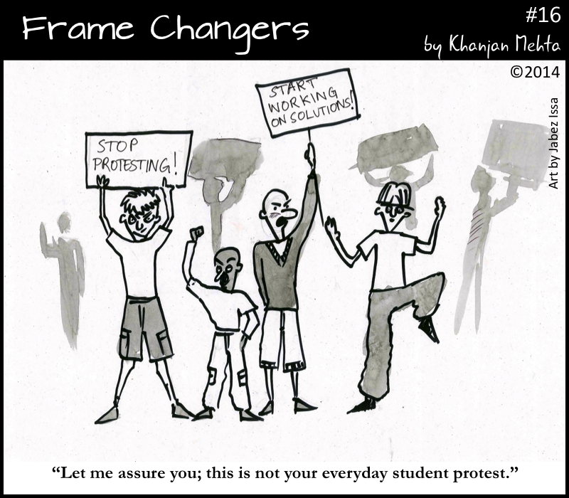 FC #16: Student Protests