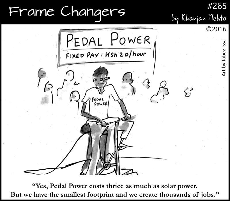 FC #265: Pedal Power