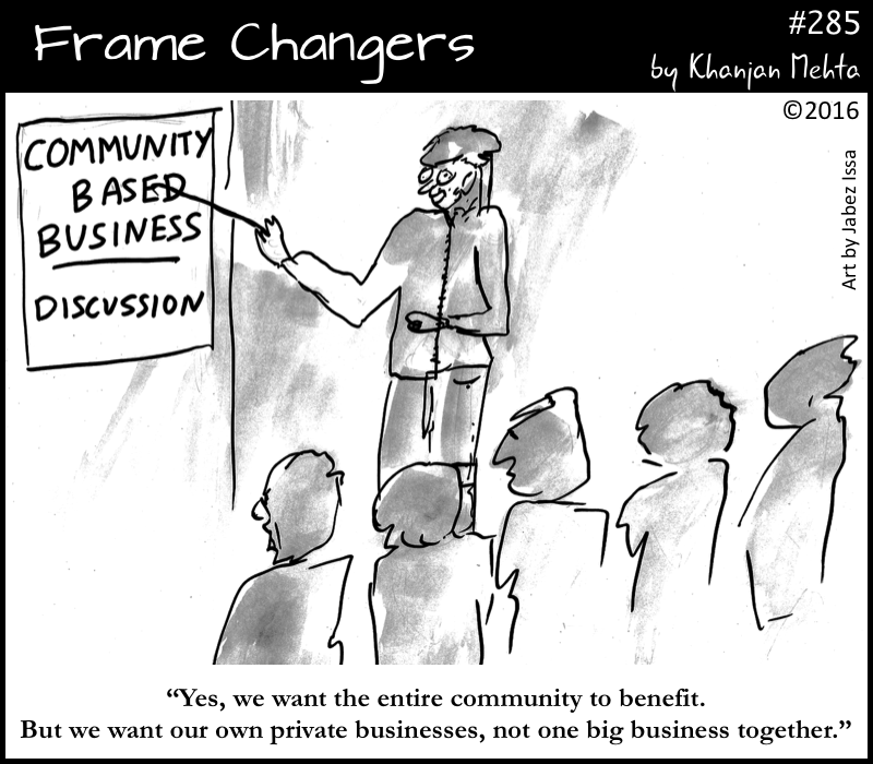FC #285: Community Business