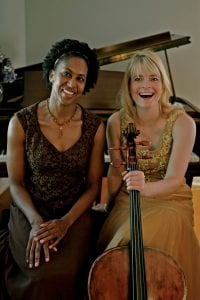 Maria Corley and Sarah Male - Duo Chiroscuro