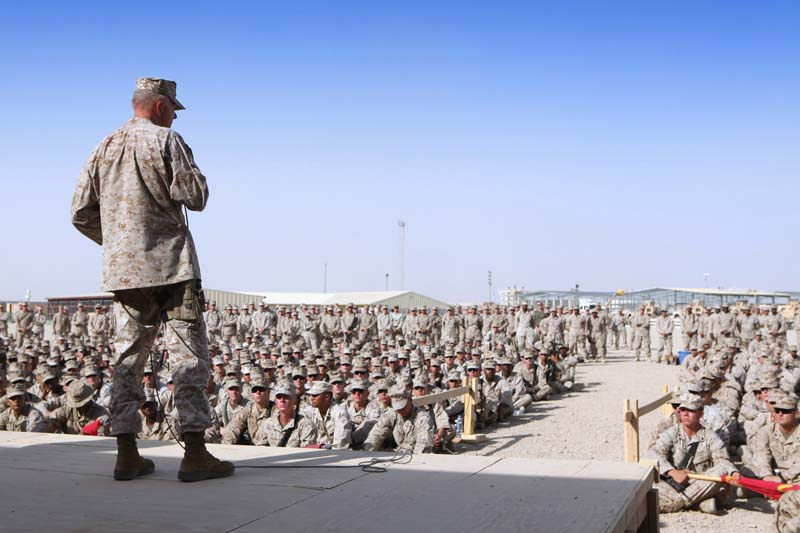 Situational Approach & Marine Corps Leadership