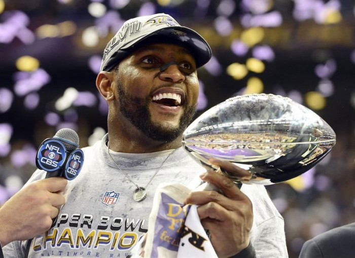 Ray Lewis Super Bowl 2013
