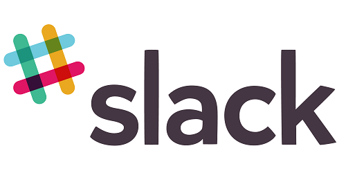 illustration of logo for Slack