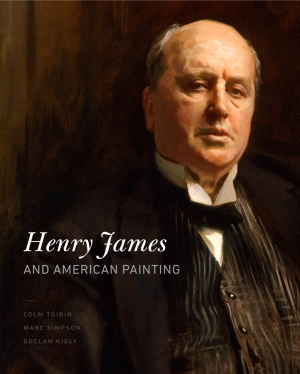 "Book Cover image: ""Henry James and American Painting"""