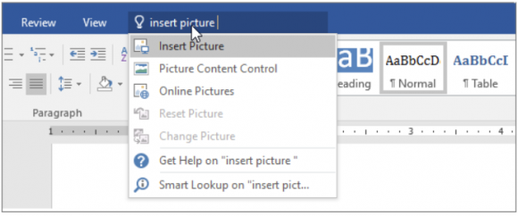 Inset picture screenshot for tech tip tutorial