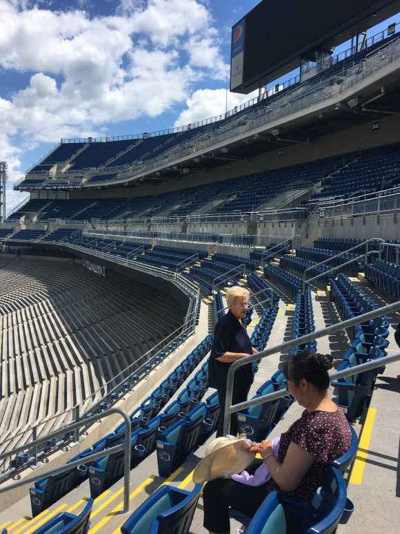 photo of Beaver Stadium, Discovery Day 2017