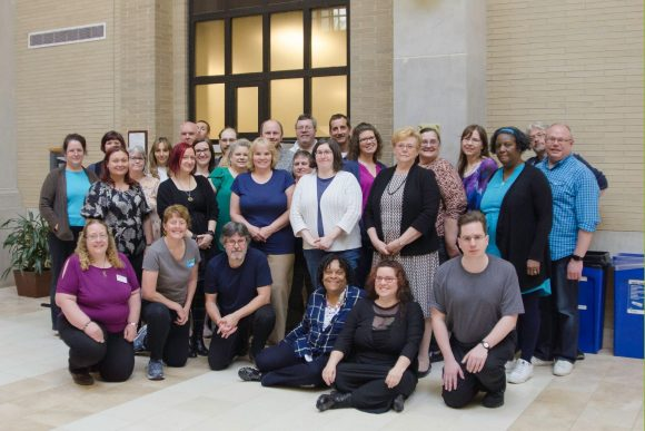 Access Services staff photo 2018