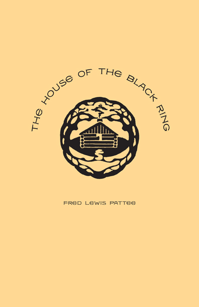 book cover of house of the black ring