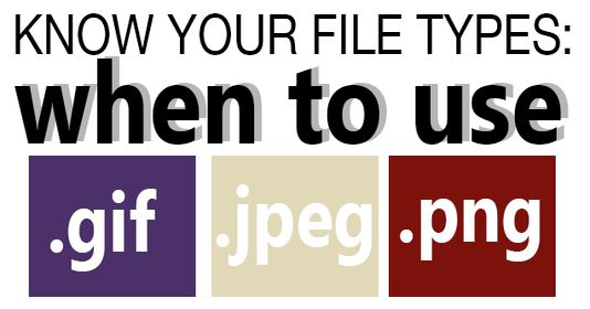 filetypes