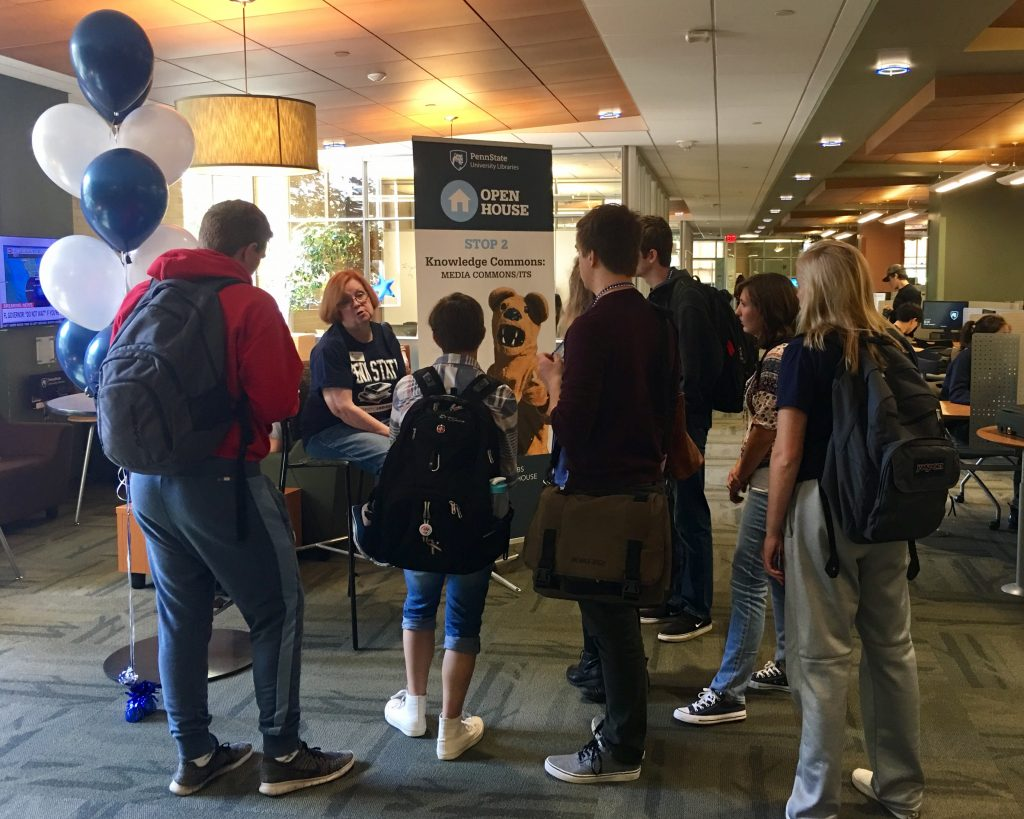 All about Penn State Libraries