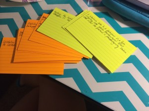 Notecards