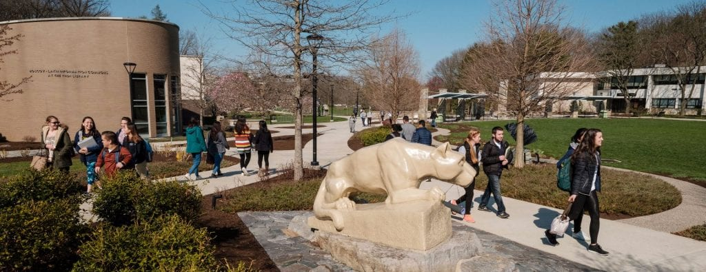 Penn State Berks Walks to the Moon with LionPulse