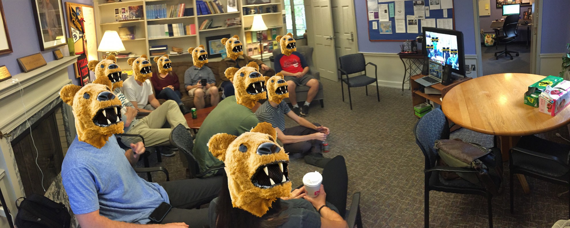 LIONS FOR RECOVERY