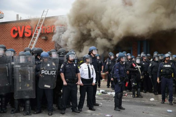 Baltimore is just the latest boiling point of racial tension in America.