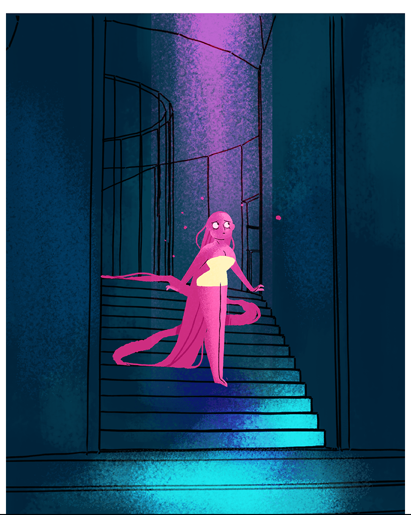 Lore Olympus By Rachel Smythe On The Shoulders Of Others