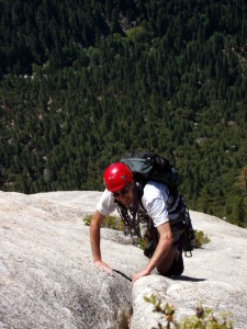 North Dome, pitch 4