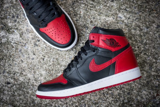 "pretty nice 95dcc 97049 Passion Blog Post #1: Sneaker Review, Air Jordan 1 ""Banned ..."