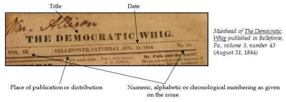 B Glossary Democratic Whig Bellefonte pic 5 snippet