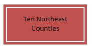 Ten Northeast Counties Capture